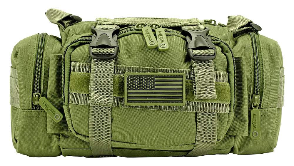 Detachment Pack - Olive Green
