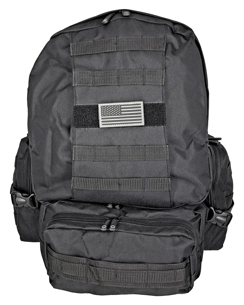 Deployment Bag - Black