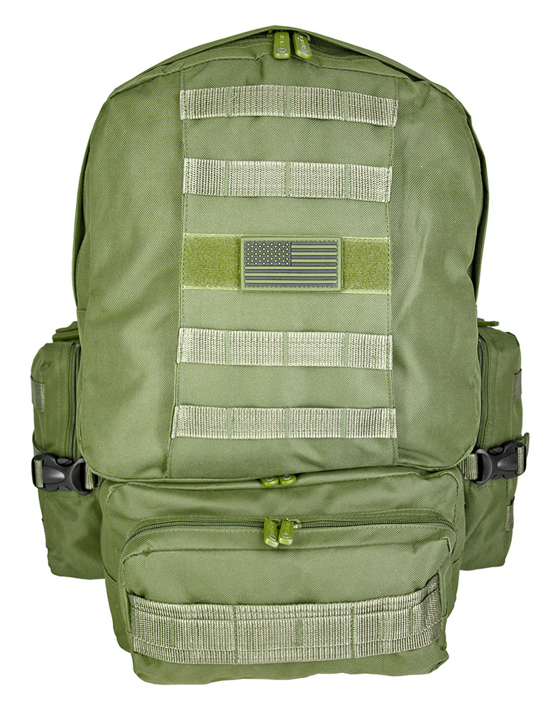 Deployment Bag - Olive Green
