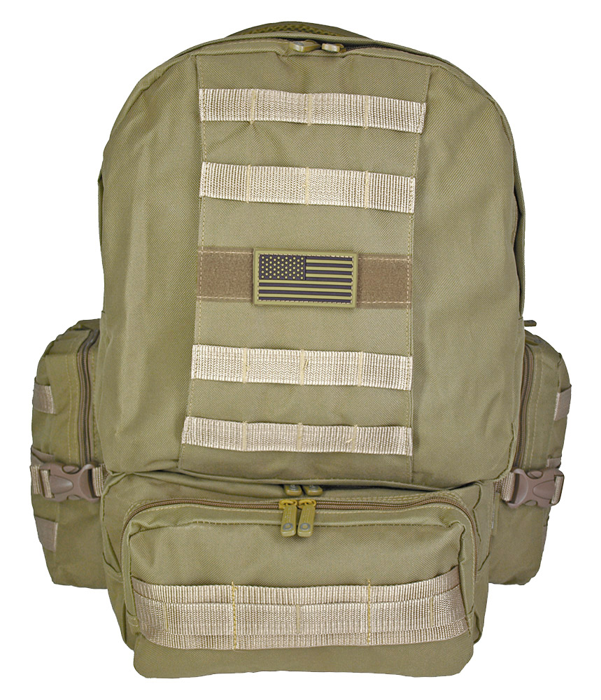 Deployment Bag - Desert Tan