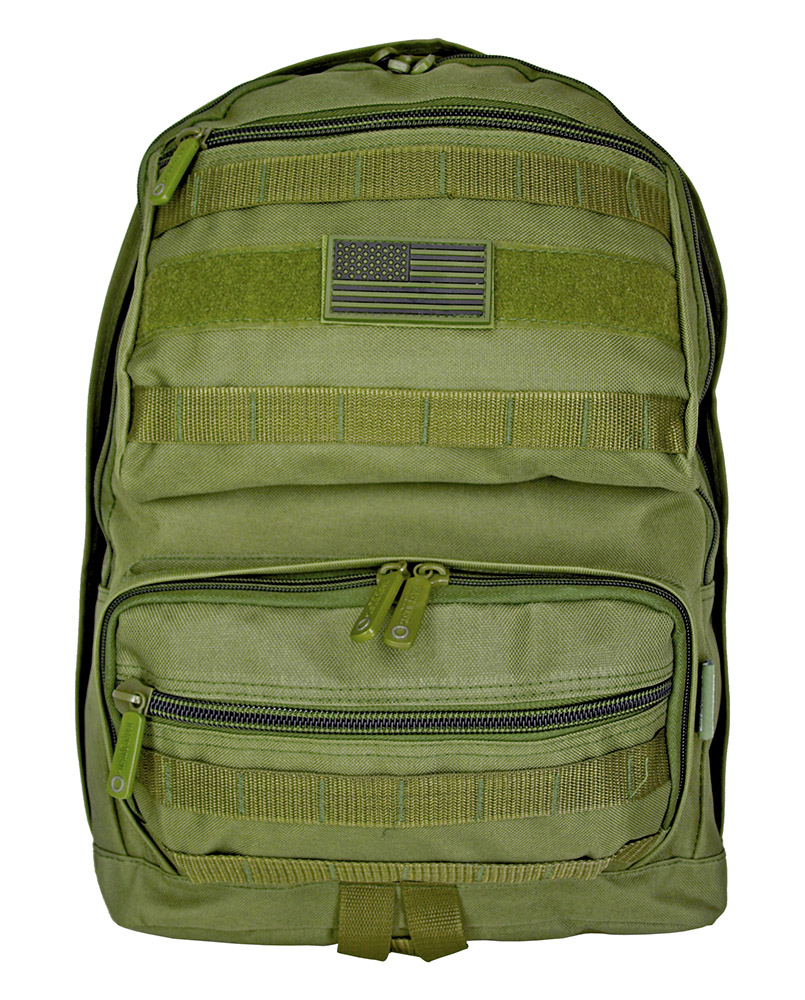 Training Backpack - Olive Green