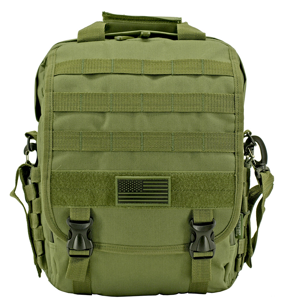 Tactical Traveler - Olive Green