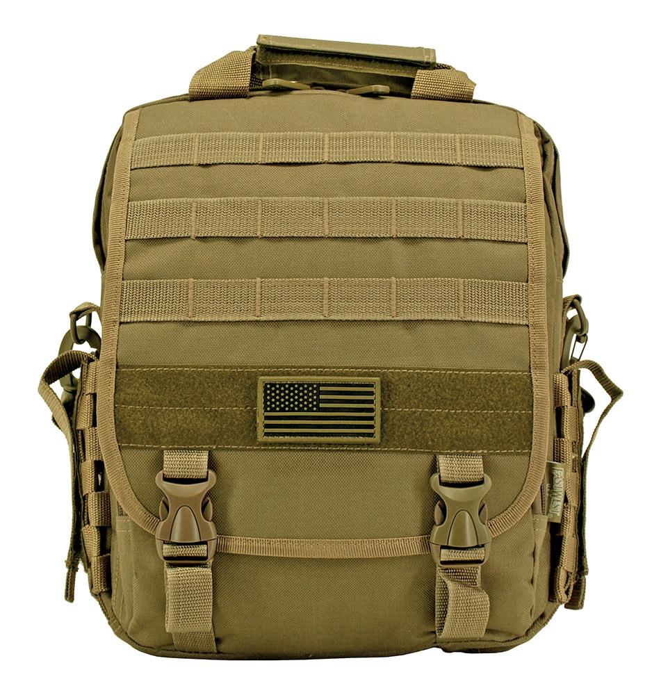 Tactical Traveler - Desert Tan
