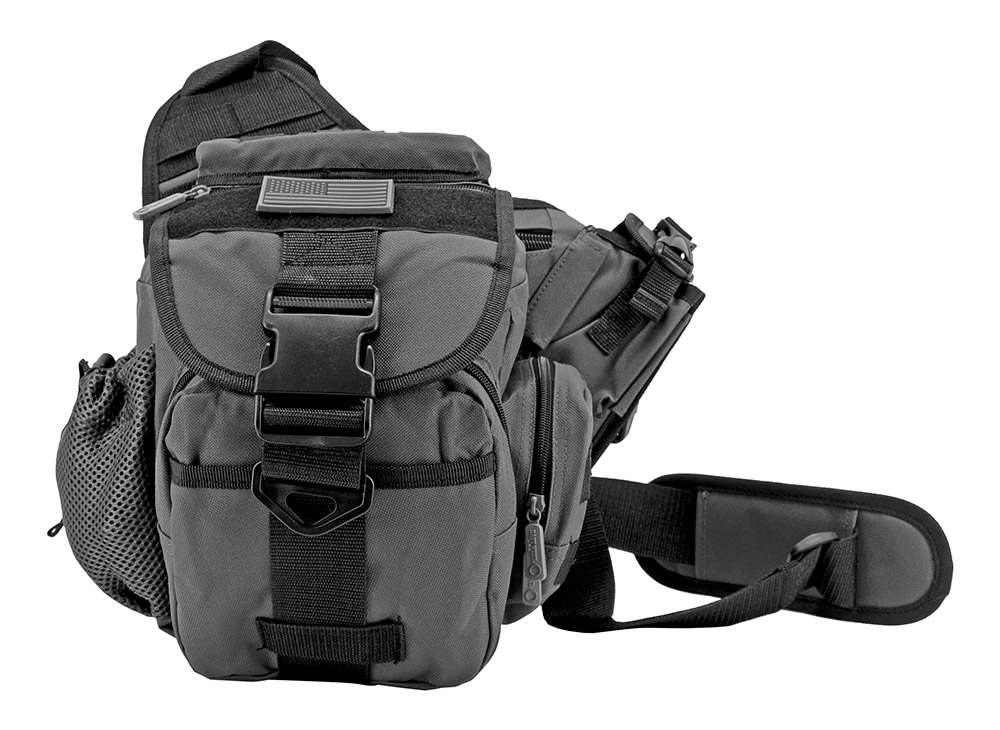 Trail Walker Bag - Grey