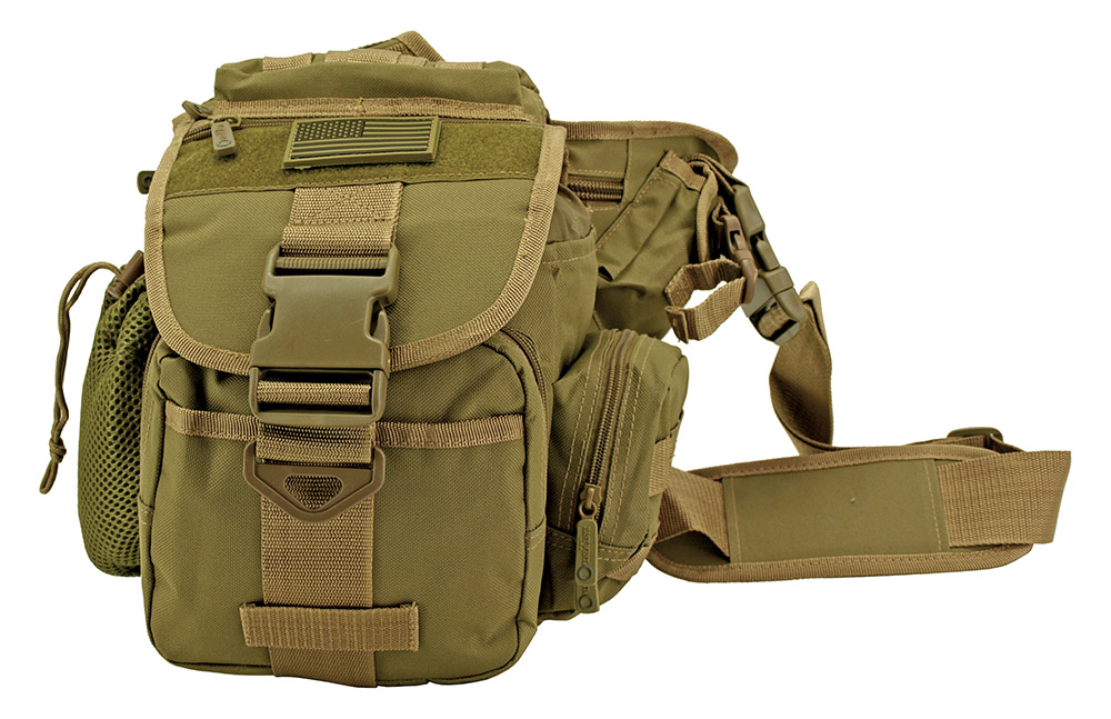 Trail Walker Bag - Desert Tan