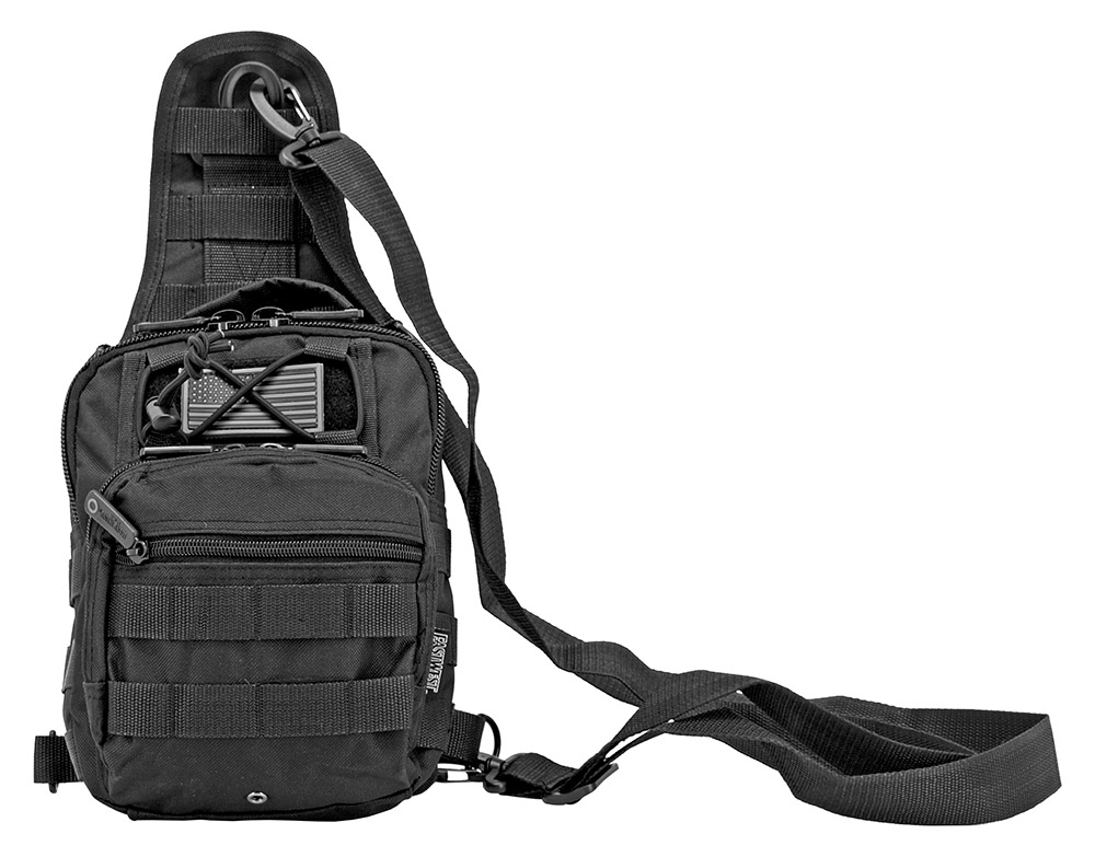 Tactical Hip Pack - Black