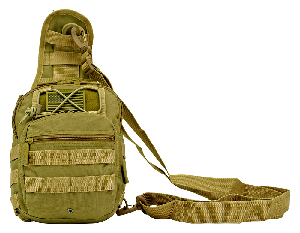 Tactical Hip Pack - Desert Tan