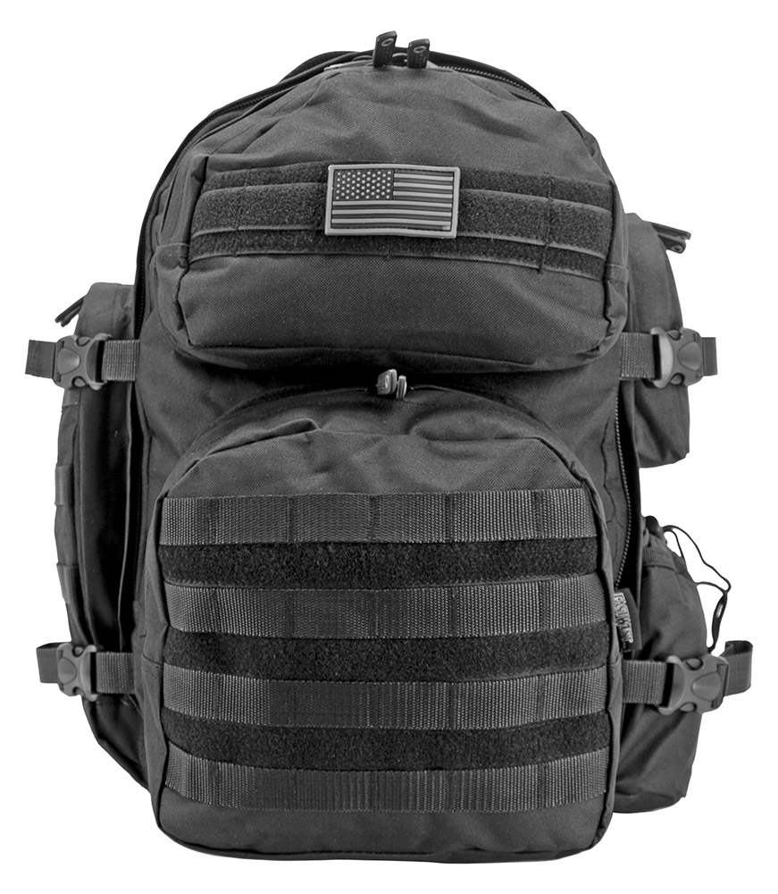 Tactical Elite Pack - Black