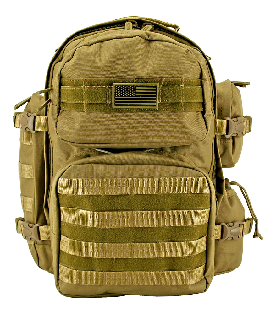 Tactical Elite Pack - Desert Tan