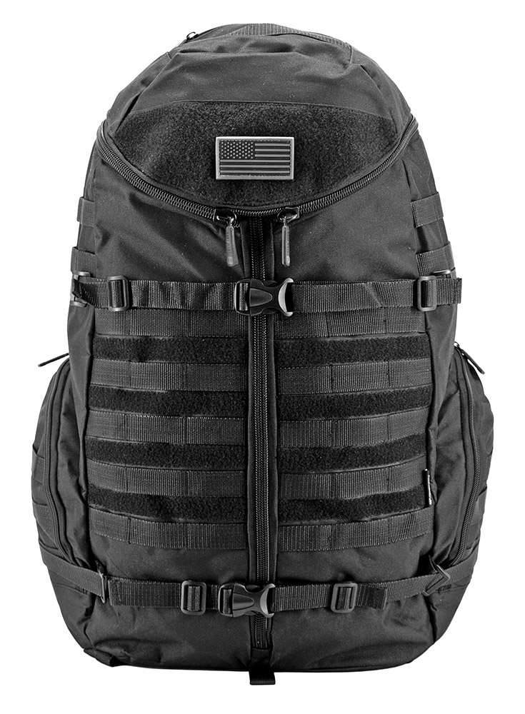 Half Shell Backpack - Black