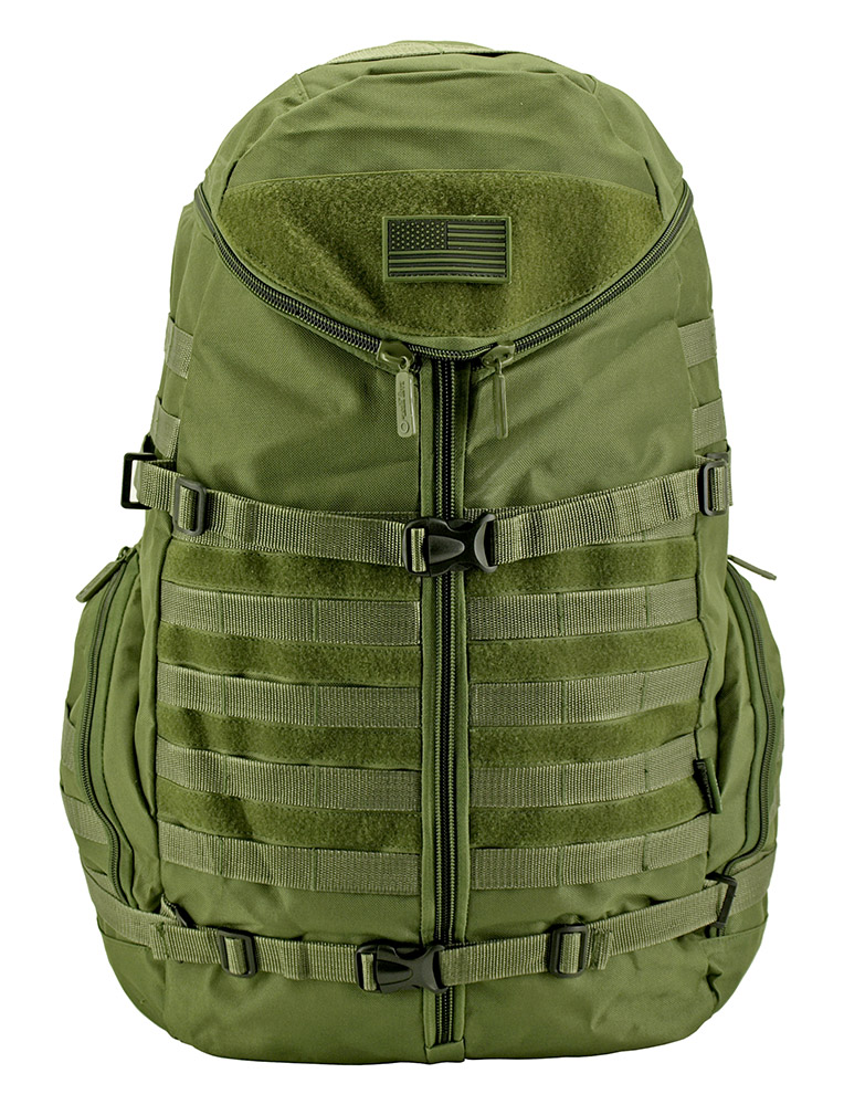 Half Shell Backpack - Olive Green