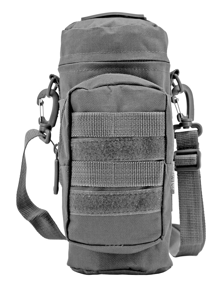 Molle Water Bottle Pack - Grey