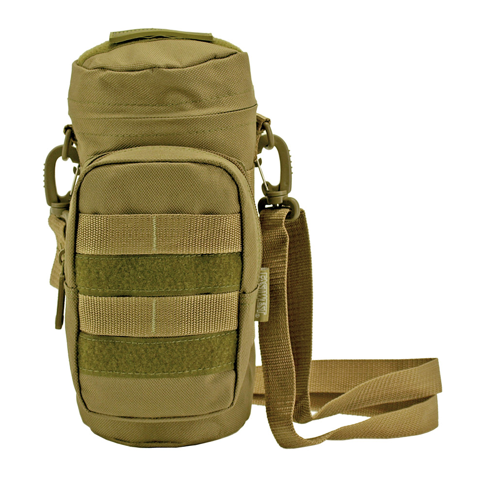Molle Water Bottle Pack - Desert Tan