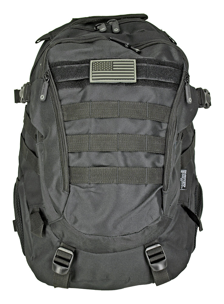 Athletic Backpack - Black