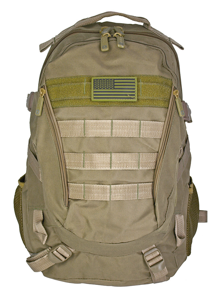 Athletic Backpack - Desert Tan