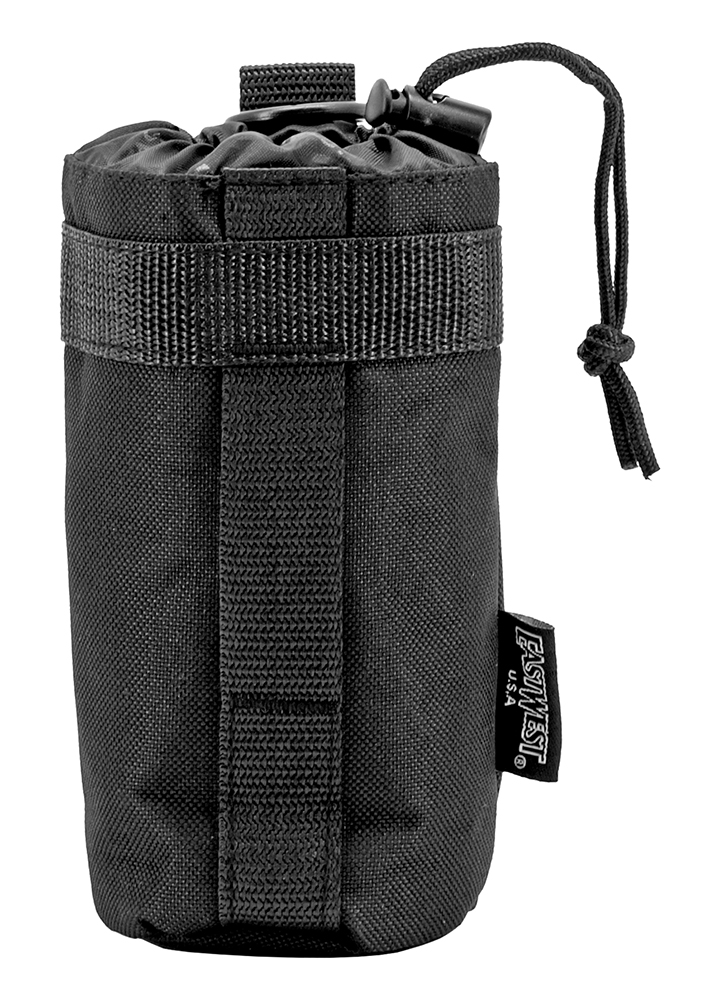 Tactical Water Bottle Holder - Black