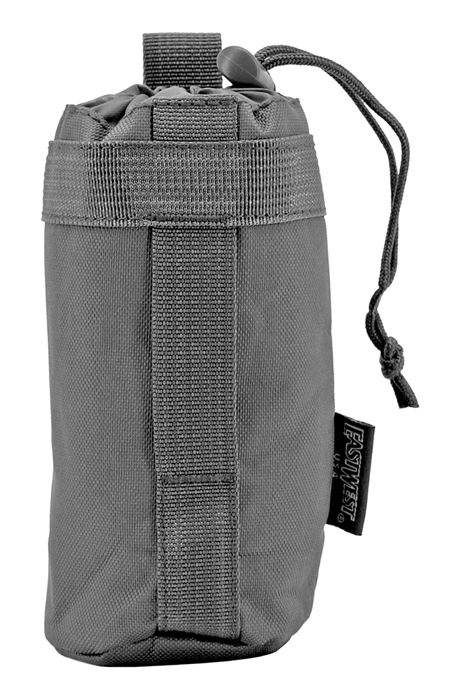 Tactical Water Bottle Holder - Grey