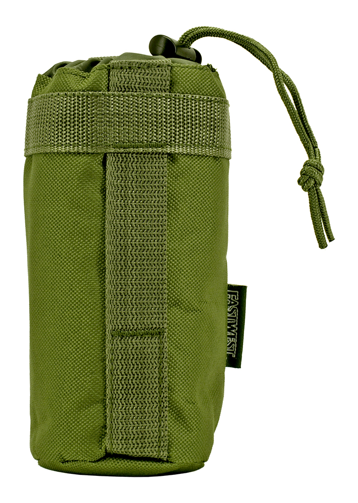 Tactical Water Bottle Holder - Olive Green