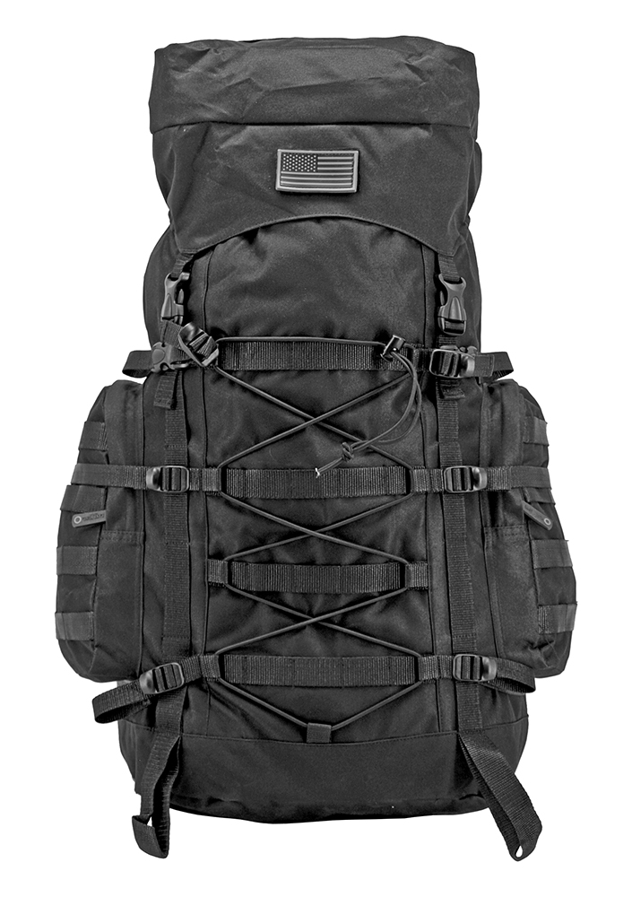 The Washington Hiking Pack - Black