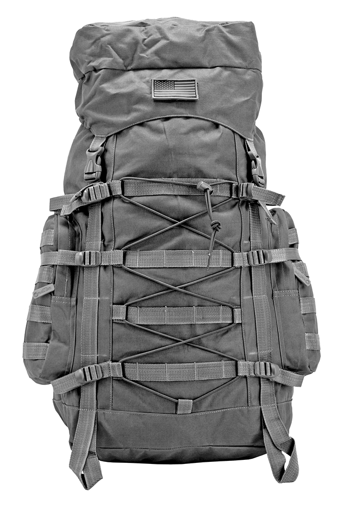 The Washington Hiking Pack - Grey