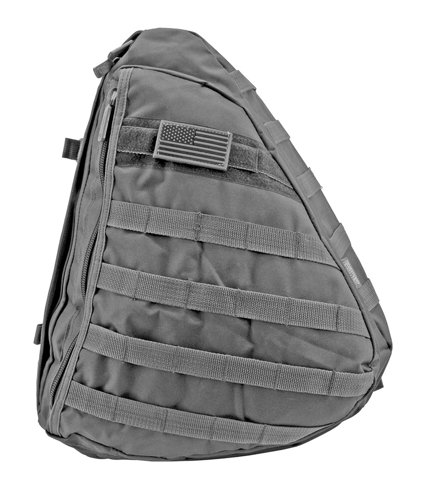 Tactical Sling Pack - Grey