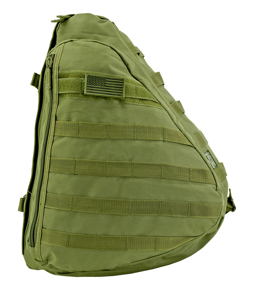 Tactical Sling Pack - Olive Green