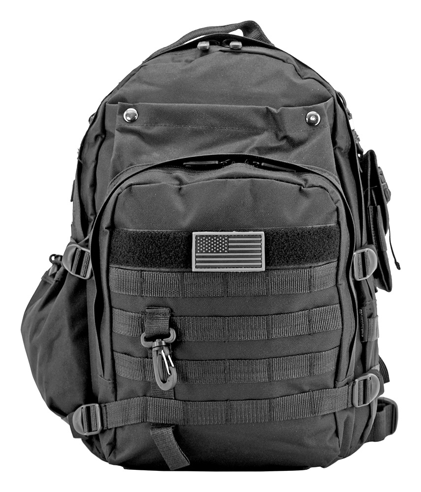 Molle Readiness Pack - Black
