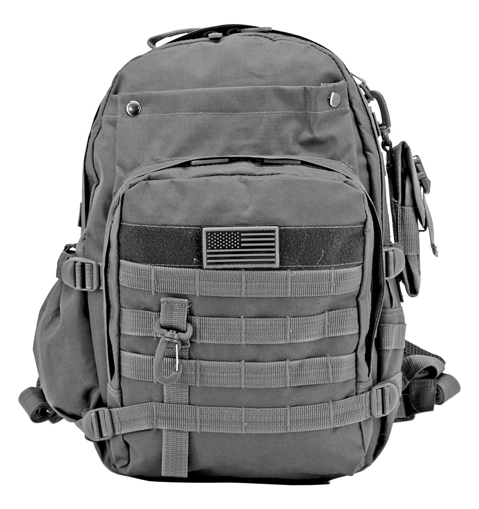 Molle Readiness Pack - Grey