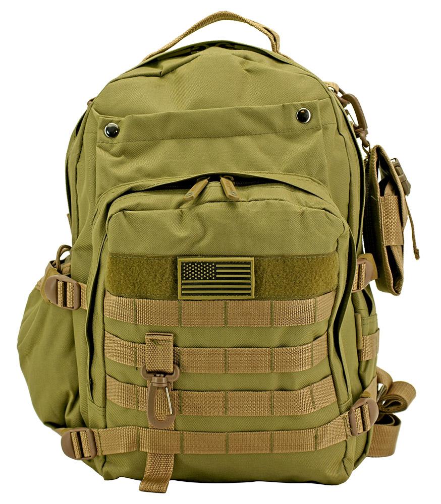 Molle Readiness Pack - Desert Tan