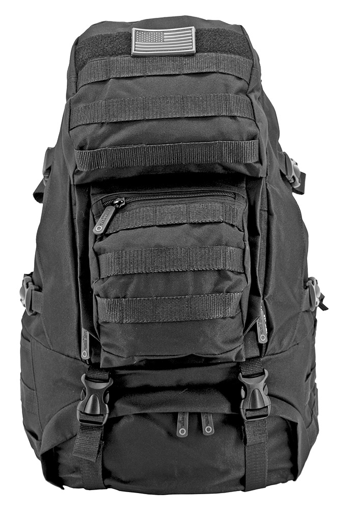 Tactical Readiness Pack - Black
