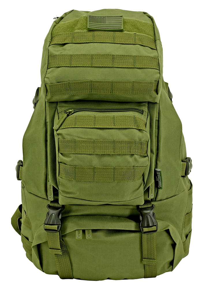 Tactical Readiness Pack - Olive Green