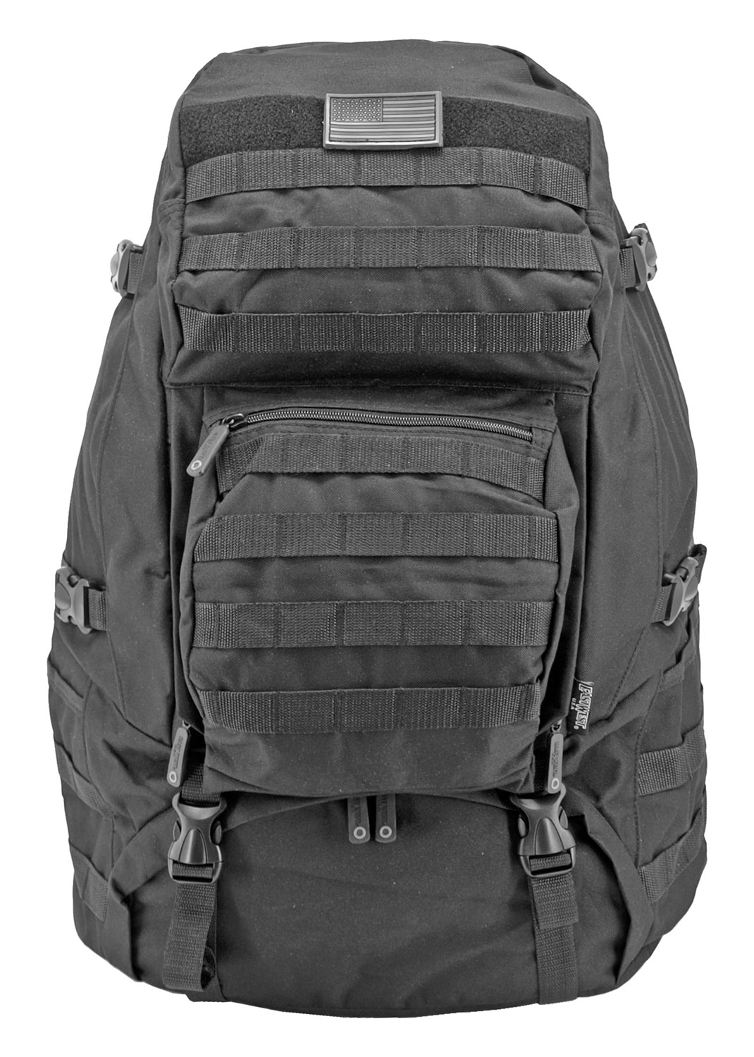 Large Tactical Readiness Pack - Black