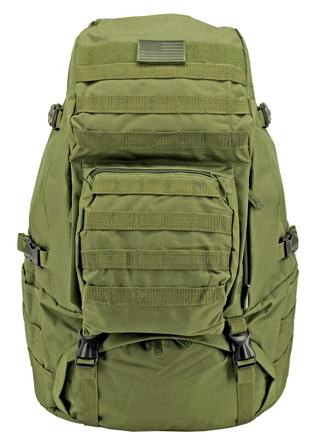 Large Tactical Readiness Pack - Olive Green