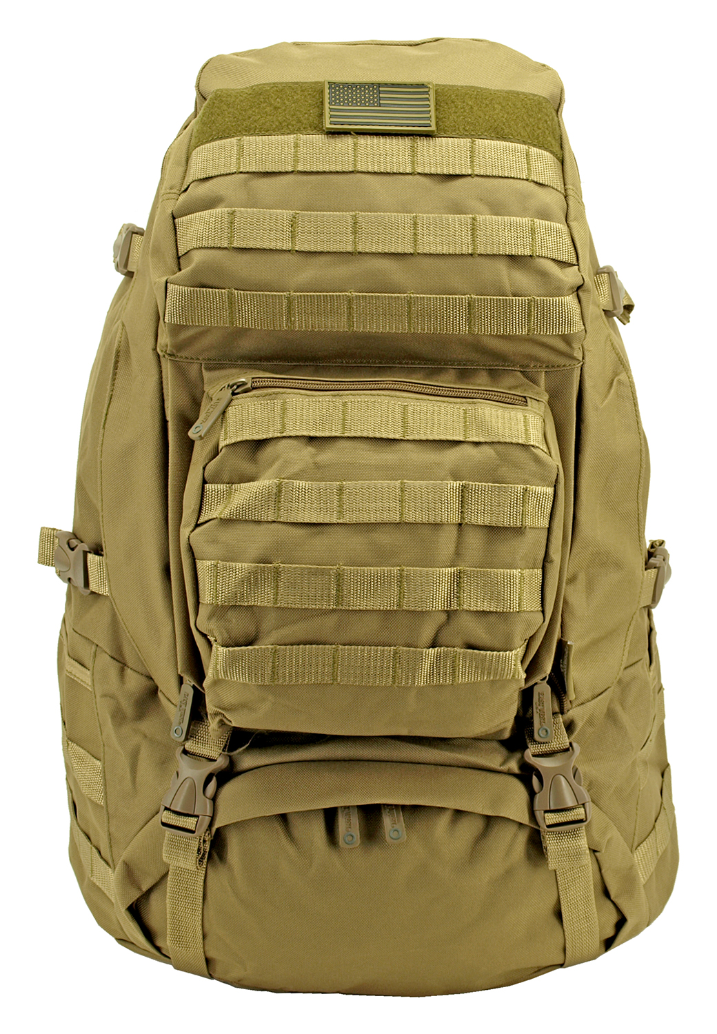 Large Tactical Readiness Pack - Desert Tan