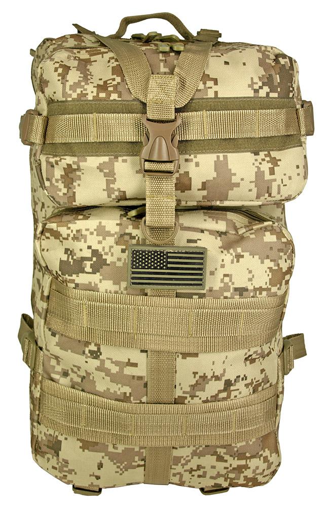 Mission Pack - Desert Digital Camo