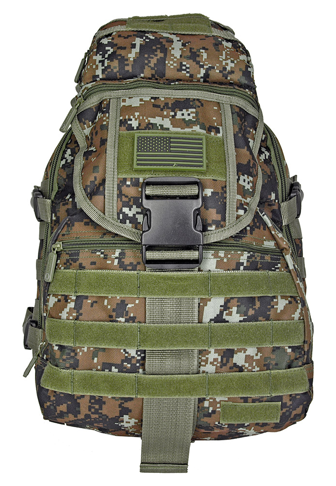 Operative Pack - Green Digital Camo