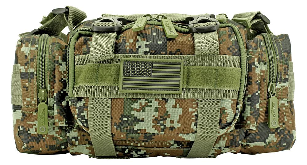 Detachment Pack - Green Digital Camo