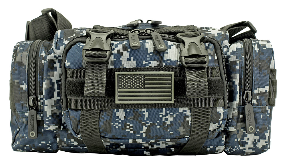 Detachment Pack - Blue Digital Camo