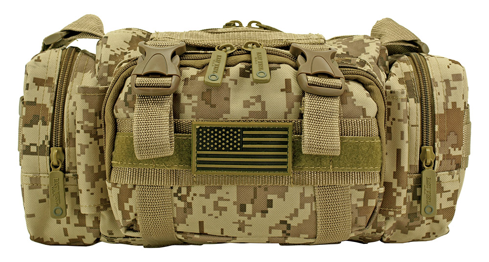 Detachment Pack - Desert Digital Camo
