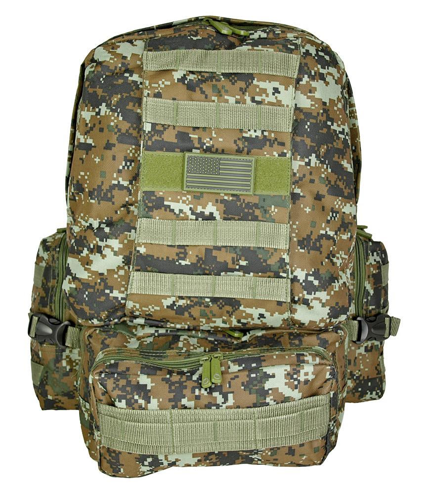 Deployment Bag - Green Digital Camo