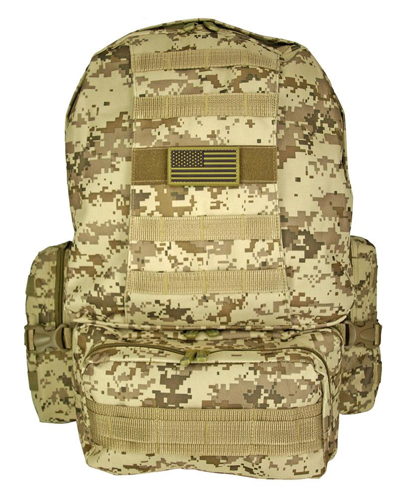 Deployment Bag - Desert Digital Camo