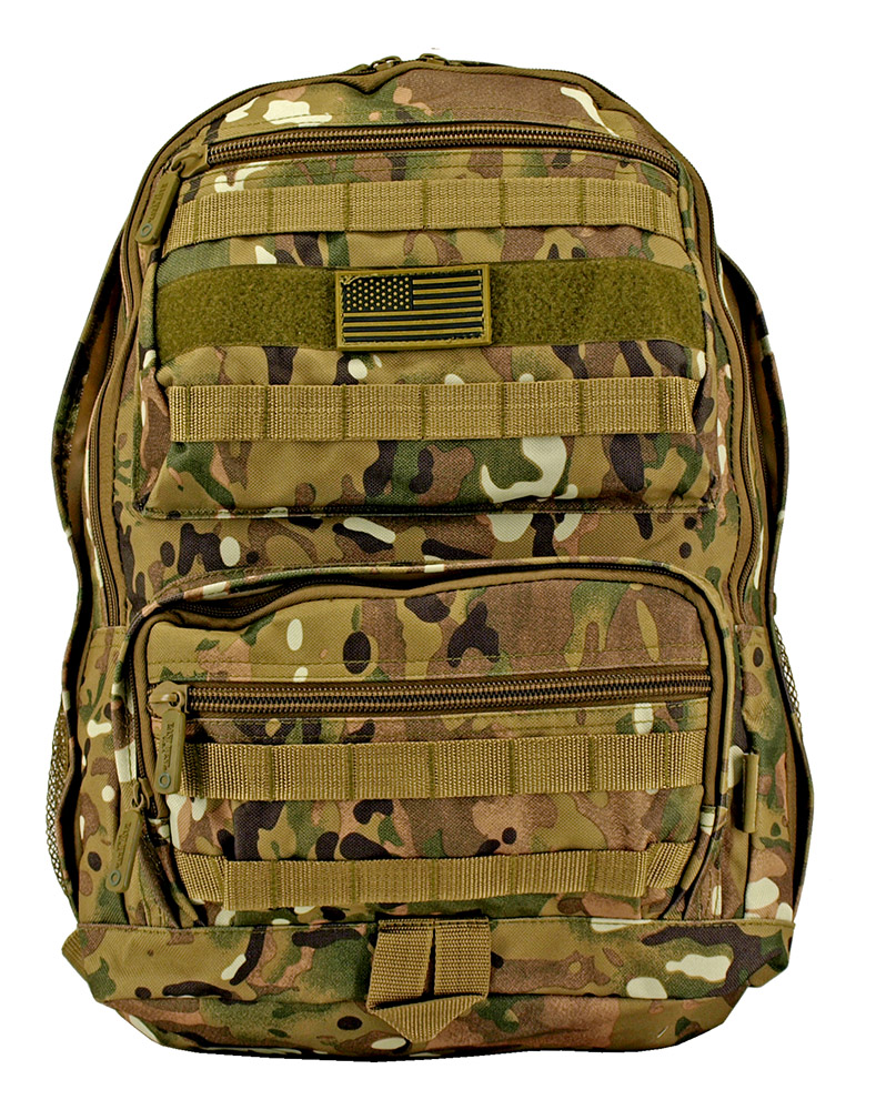 Training Backpack - Multicam