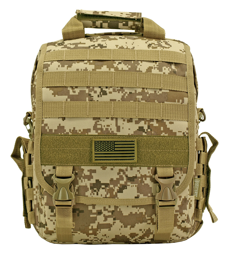 Tactical Traveler - Desert Digital Camo