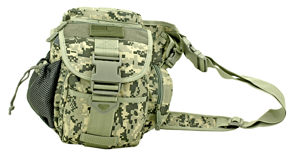 Trail Walker Bag - Digital Camo