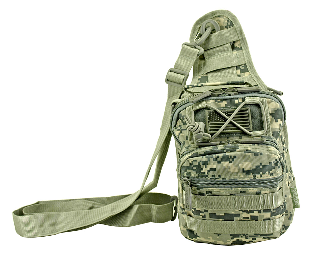 Tactical Hip Pack - Digital Camo
