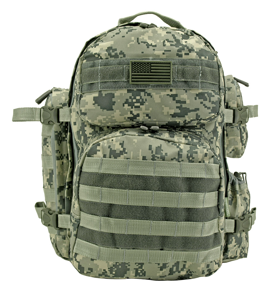Tactical Elite Pack - Digital Camo