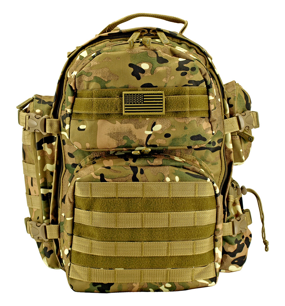 Tactical Elite Pack - Multicam