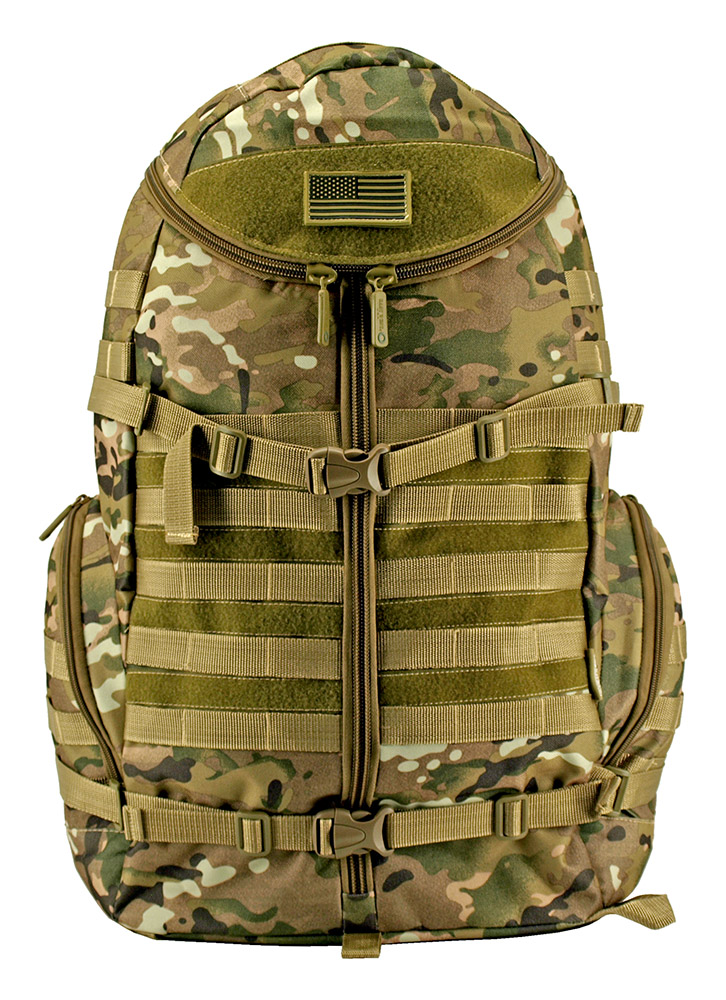 Half Shell Backpack - Multicam