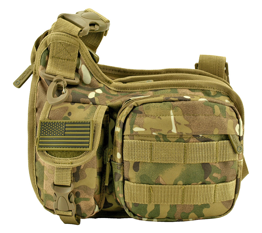 Gun Slinger Tactical Bag - Multicam