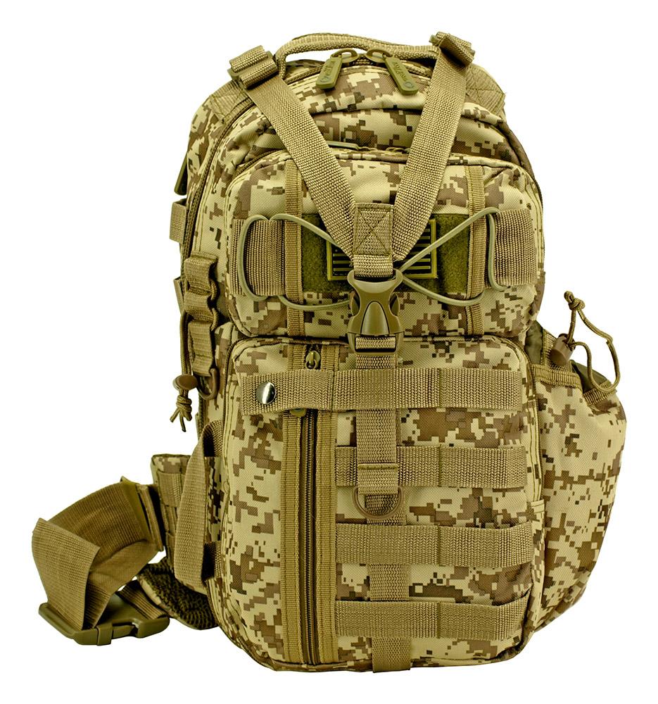 Readiness Sling Pack - Desert Digital Camo